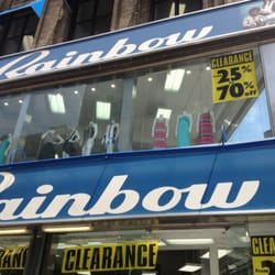 Rainbow Apparel Co - Women\'s Clothing - 493 Fulton St, Downtown ...