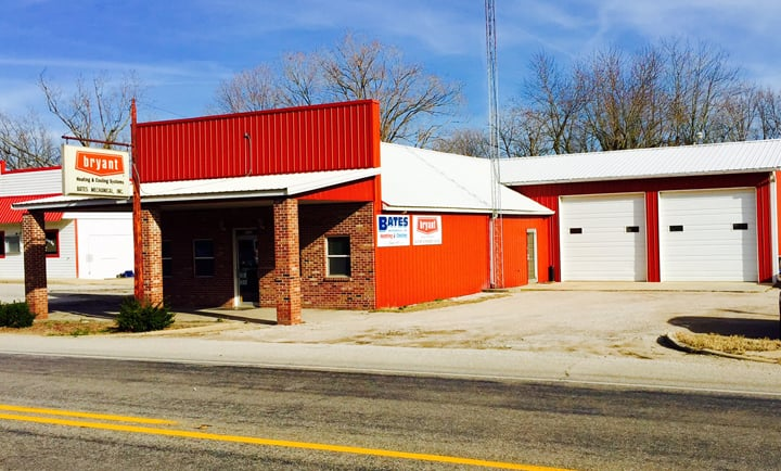 Bates Mechanical: 5738 Main St, Freedom, IN