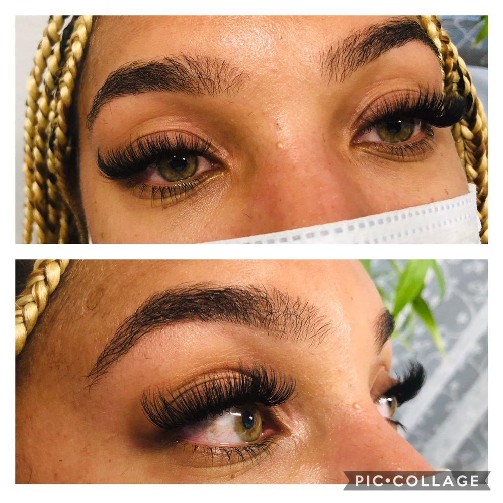 Salina's Eyebrow Threading & Henna Art: 3704 East-West Hwy, Hyattsville, MD