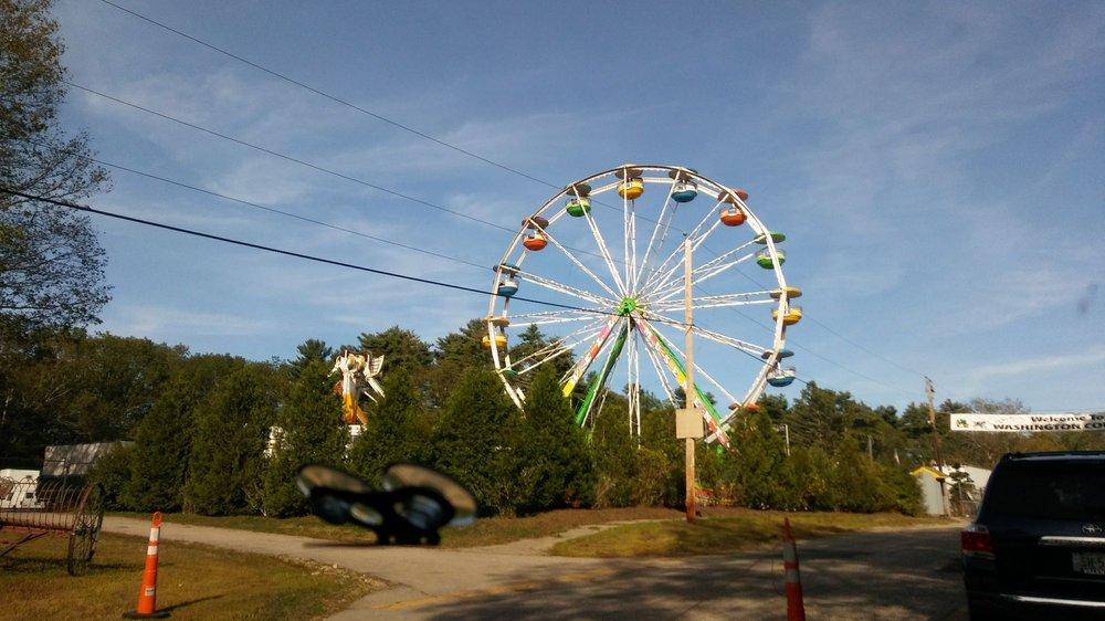 Washington County Fair: 78 Richmond Townhouse RD, Richmond, RI
