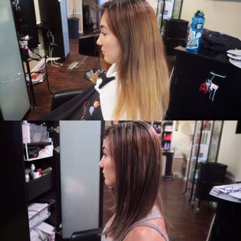 Salon bella 21 photos 36 reviews hairdressers 529 for Absolutely you salon