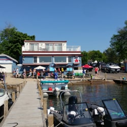 Photo Of Sports Dock Pewaukee Wi United States The Rear View