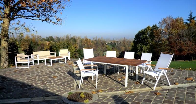 arredamento giardini e terrazzi tavolo Kontiki - Yelp