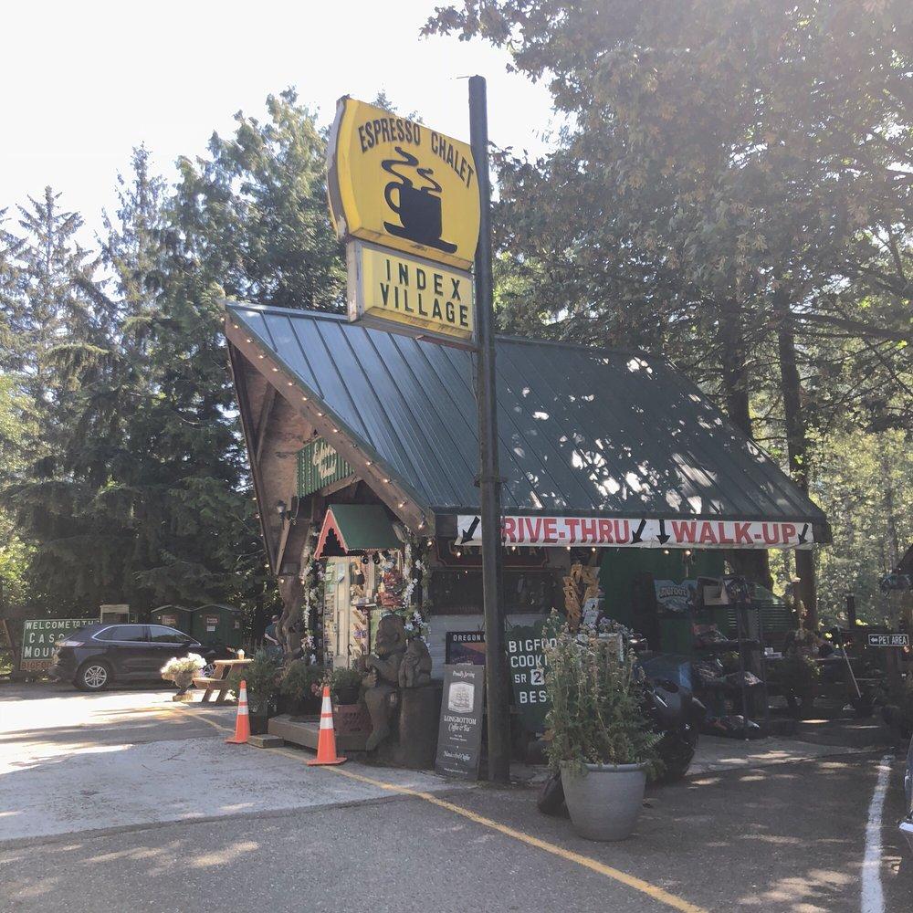 Bigfoot Brew: 715 Croft Ave, Gold Bar, WA