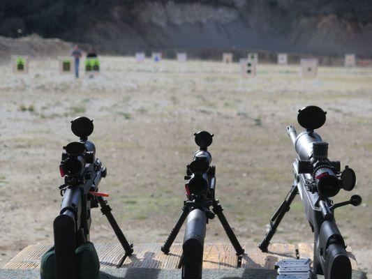 Burro Canyon Shooting Park [22200 - 22440] E East Fork Rd