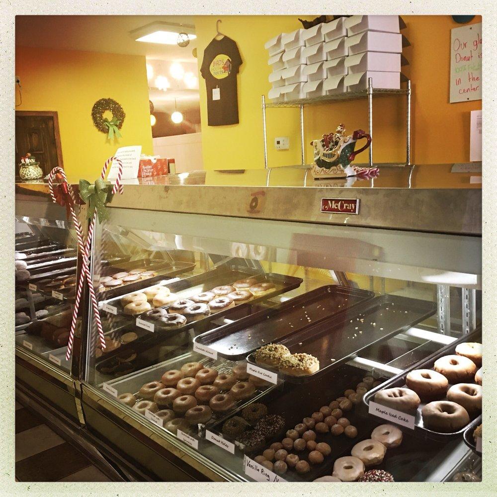 Byrd's House of Donuts: 224 Davis Ave, Elkins, WV