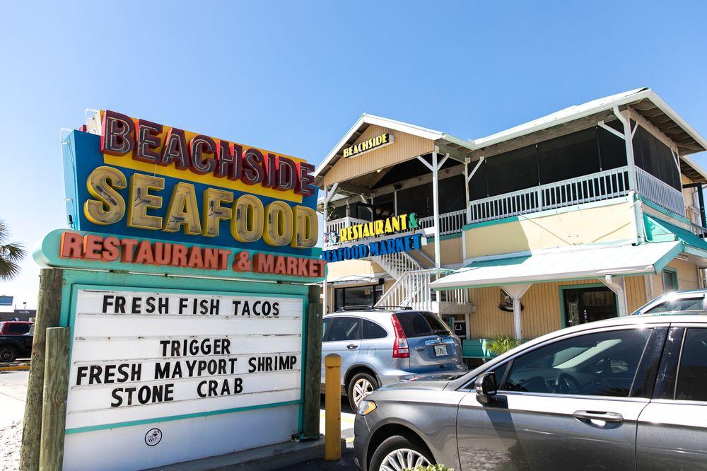 Restaurants Near Jacksonville Beachside