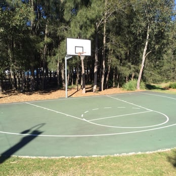 Photo Of Bicentennial Park Outdoor Basketball Court