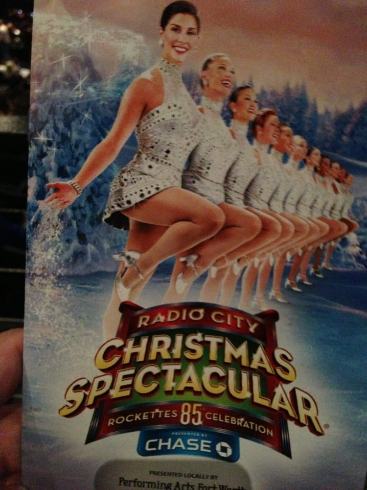 Radio City Music Hall Christmas Spectacular The Rockettes