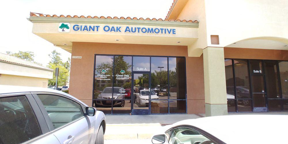 Giant Oak Automotive: 300 Giant Oak Ave, Newbury Park, CA
