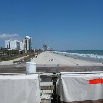 Photo Of 2nd Ave Pier Myrtle Beach Sc United States View To