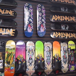 deb2db3d5c Adrenaline Skateboards - 10 Photos - Skate Shops - 440 Peoples Plz ...