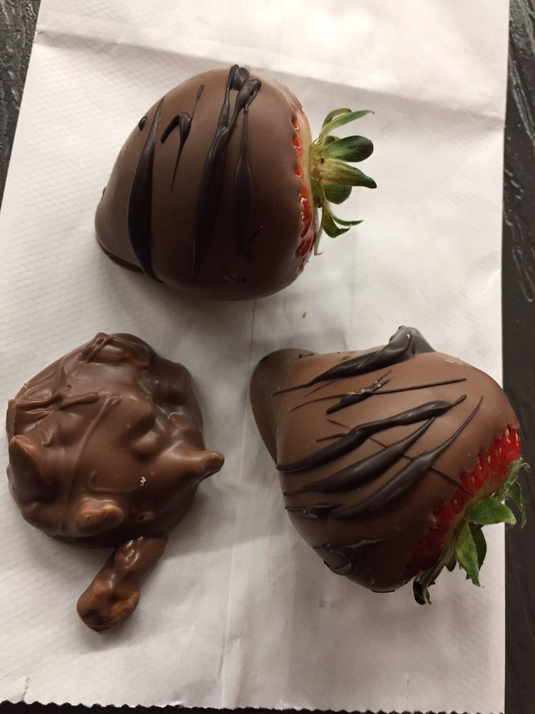 Monks Chocolates
