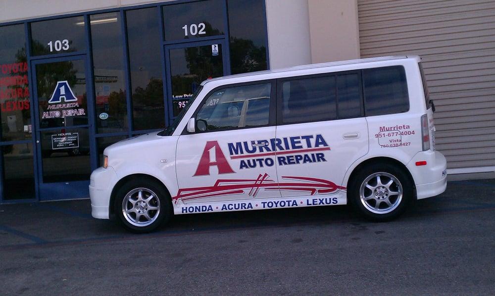 A1 Murrieta Auto Repair 13 Photos 15 Reviews Garages