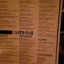 Photos For Bocca Di Bacco Hell S Kitchen Menu Yelp