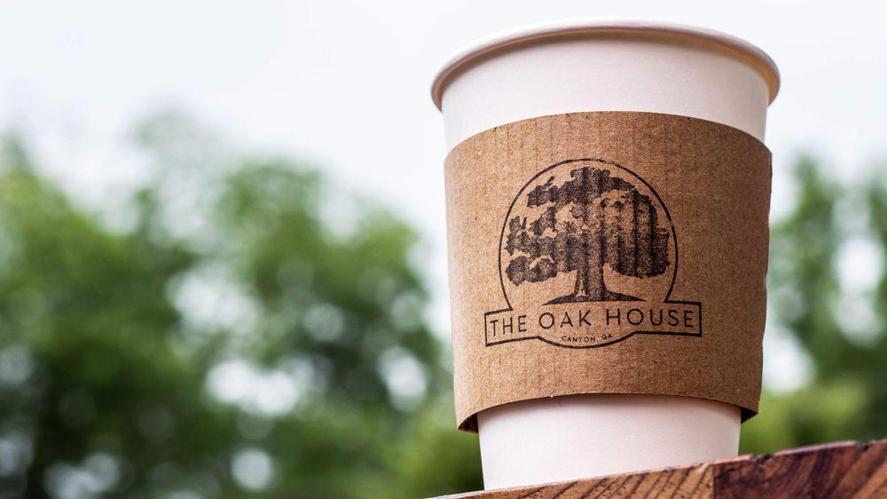 The Oak House: 151 E Marietta St, Canton, GA