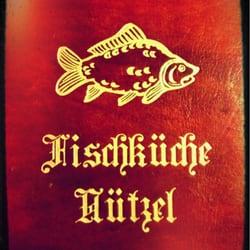 Photo Of Fischküche Nützel   Erlangen, Bayern, Germany. Speisekarten Cover