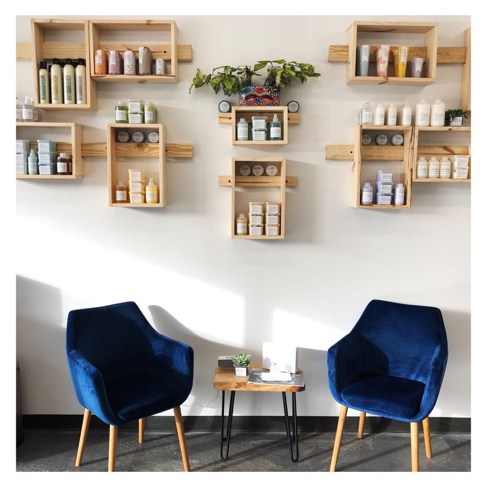 Bluemilk Salon + Creative Space: 6465 N New Braunfels Ave, San Antonio, TX