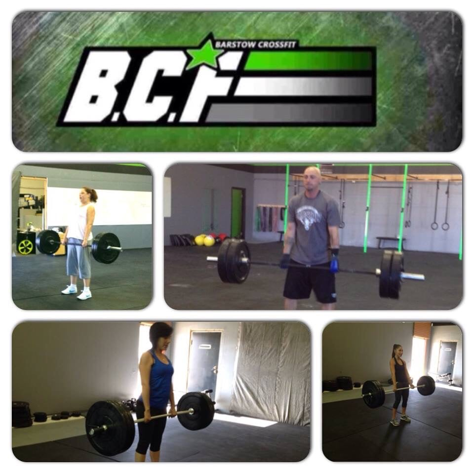 Barstow CrossFit: 2400 W Main St, Barstow, CA