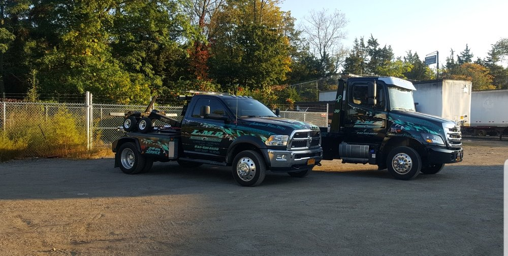 Towing business in Goshen, NY