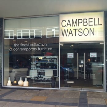 Campbell Watson Furniture Stores 38 40 Mill Lane