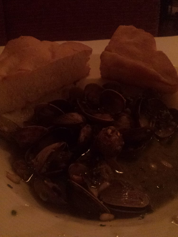 Best flavored clams wine pesto ever yelp for Adriatic cuisine