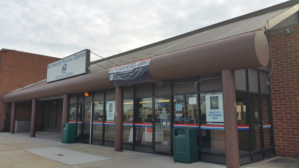 Front Of Post Office Yelp