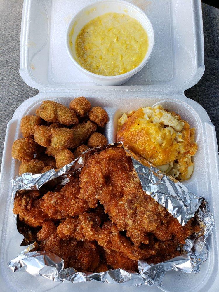 M & J' S Wings & Plenty: 1000 Easley Bridge Rd, Greenville, SC