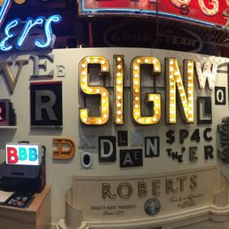 Photos For American Sign Museum Yelp