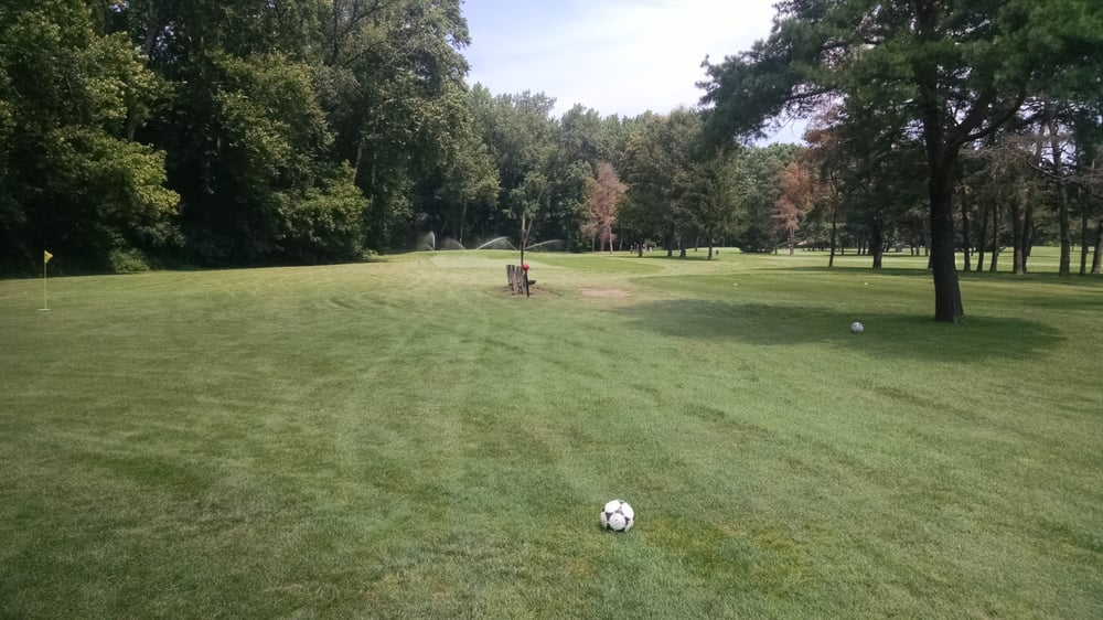 Mastick Woods Golf Course