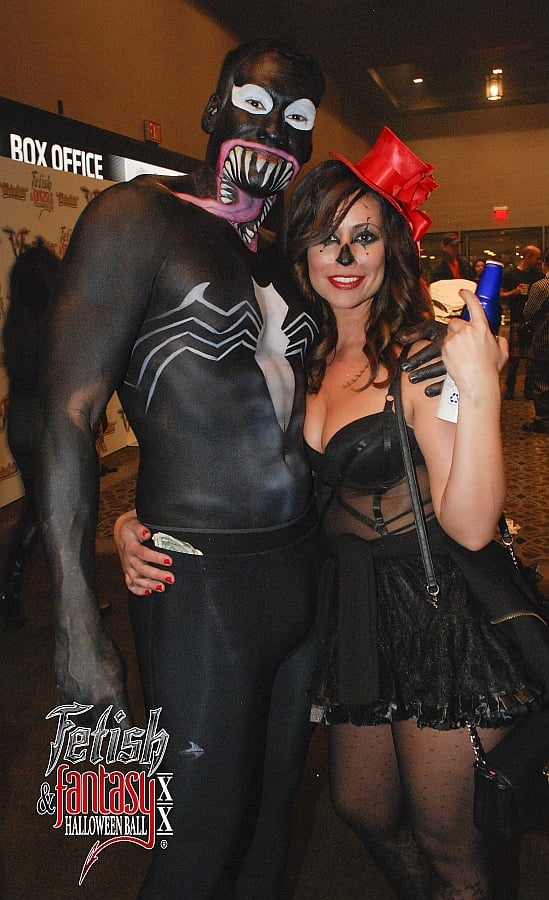 photo of fetish fantasy halloween ball las vegas nv united states
