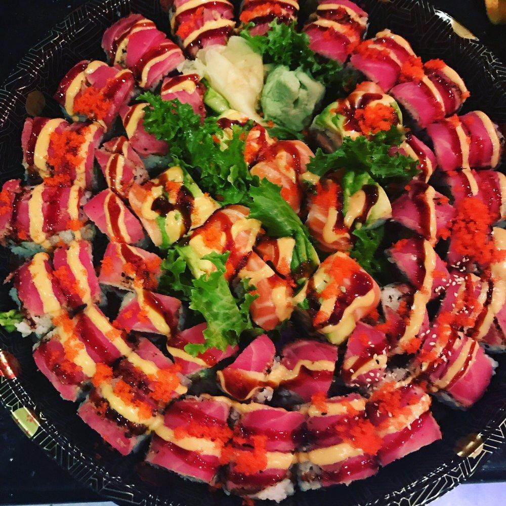 Mirakuya Japanese Restaurant Waterville Me