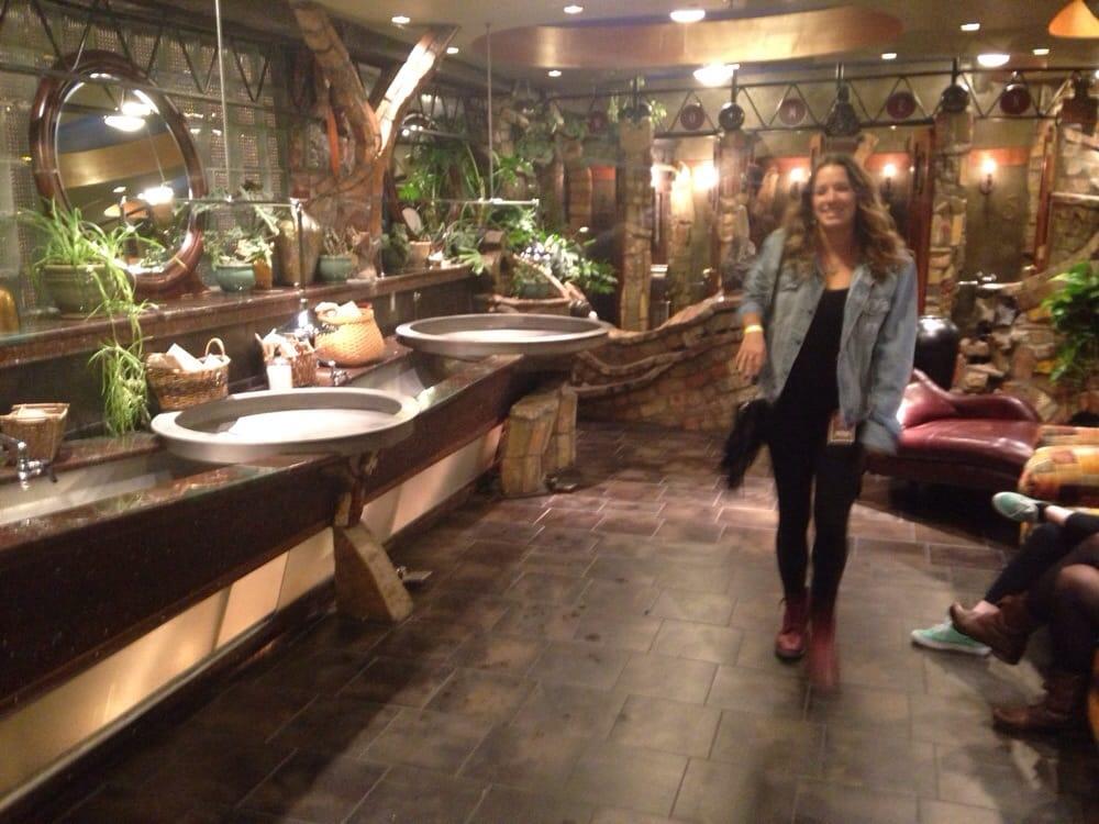 varsity theater bathroom.  Bathroom sinks Yelp