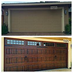 Etonnant AAAA Garage Door   Garage Door Services   Blossom Valley ...