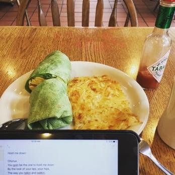 Corner Cafe Madison Seattle