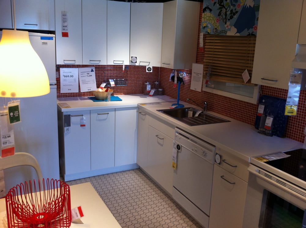 One of a gazillion kitchens to poke around in yelp for Ikea in west chester ohio