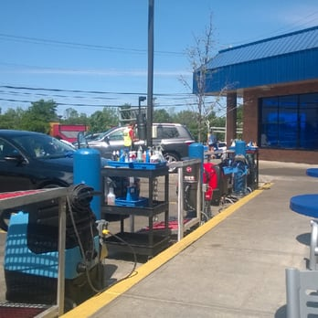 Delta Sonic Car Wash - Car Wash - 3205 Orchard Park Rd, Orchard ...