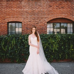 Santa barbara wedding dress