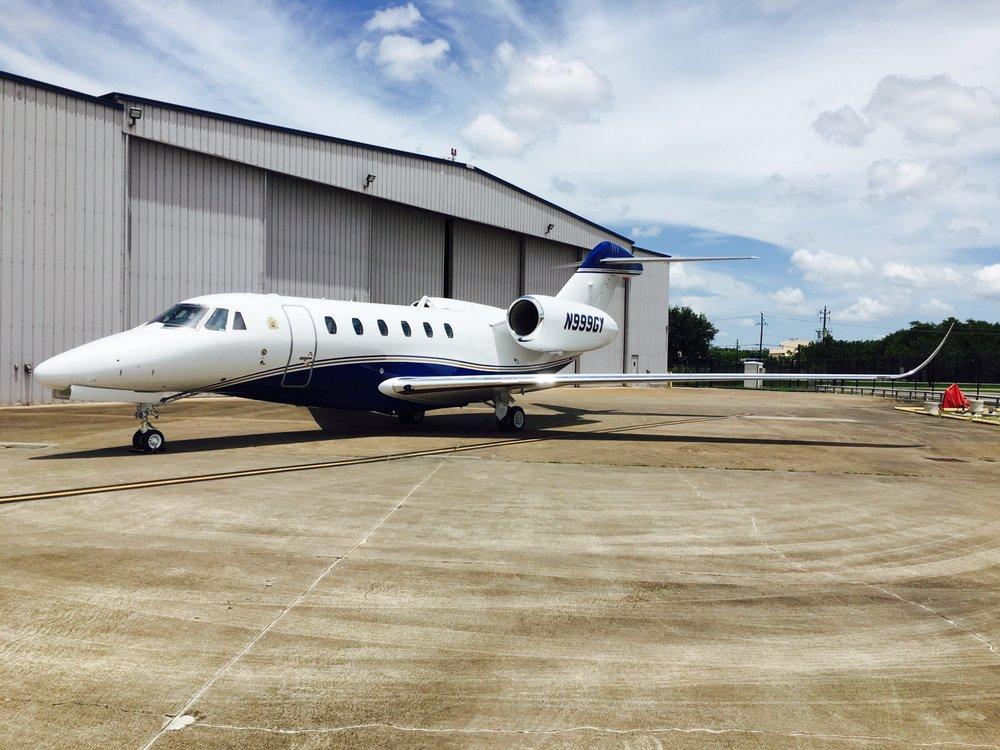 Capjet  49 Photos  Aircraft Dealers  8484 W Monroe Rd Hobby Houston TX
