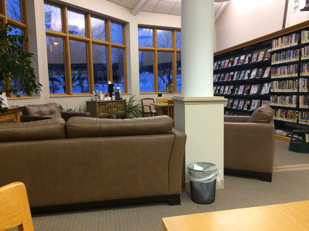 Northern Tier Library: 4015 Dickey Rd, Gibsonia, PA