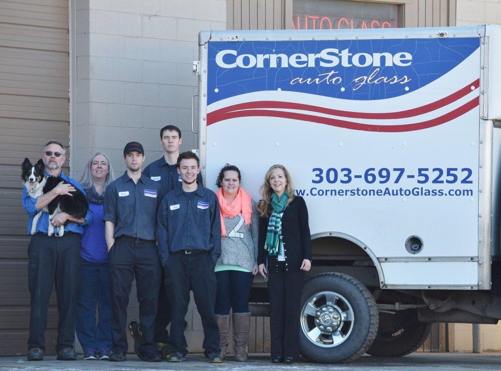 Cornerstone Auto Glass: 9754 US Hwy 285, Conifer, CO