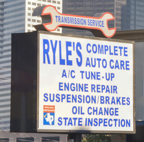 Ryle's Complete Auto Care