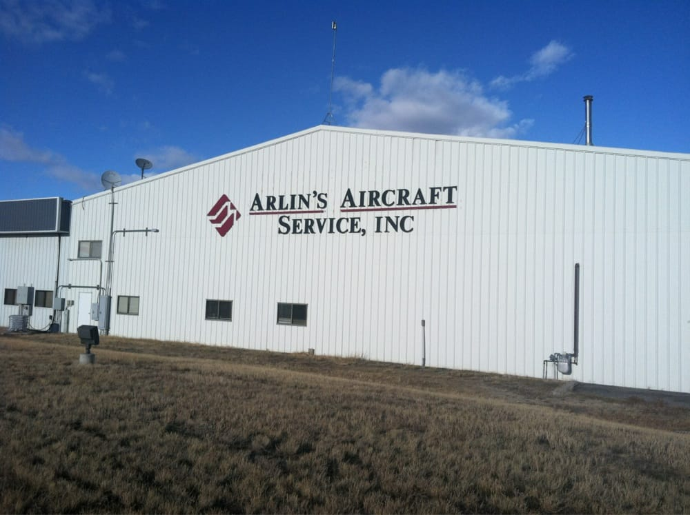 Arlin's Aircraft Service: 36 Wings Way, Belgrade, MT