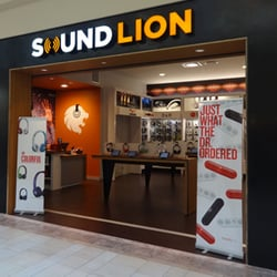 Sound Lion - CLOSED - Electronics - 75 Middlesex Tpke