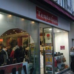 dd7d2aba7bae44 Tentation - Magasins de chaussures - 64 rue de Béthune, Centre ...