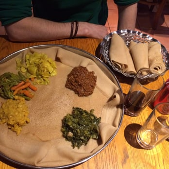 Gojo Ethiopian Restaurant London