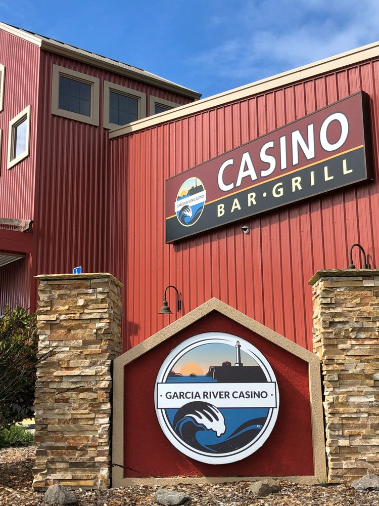 Garcia River Casino: 22215 Windy Hollow Rd, Point Arena, CA