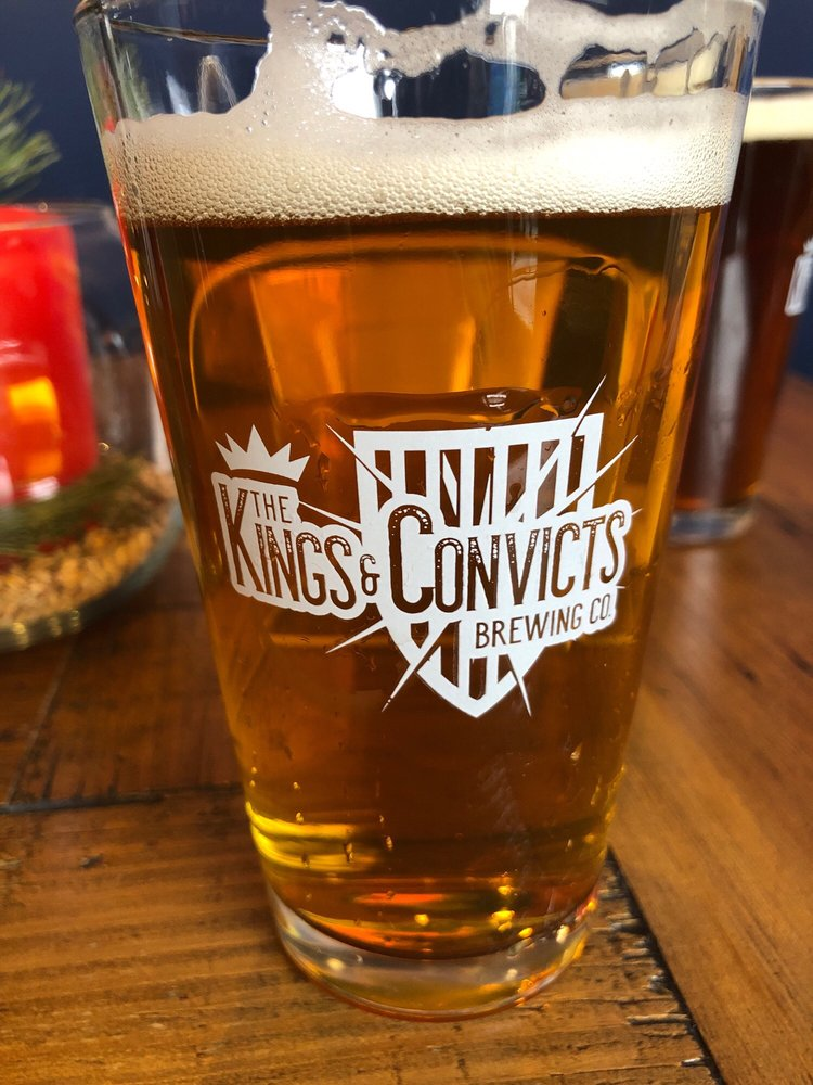 Kings and Convicts Brewing Co: 523 Bank Ln, Highwood, IL