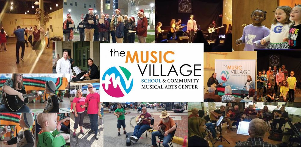 The Music Village: 333 S Michigan St, South Bend, IN