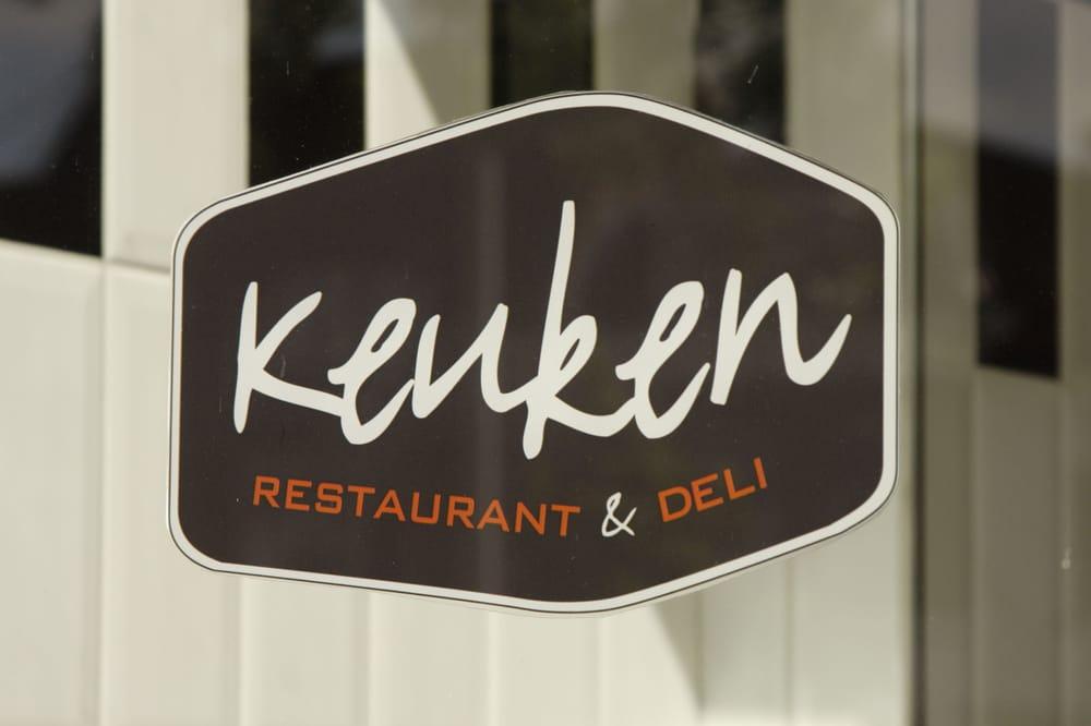 Keuken En Deli : Logo restaurant keuken yelp